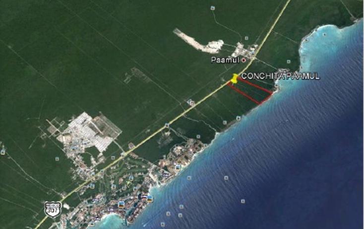 Foto de terreno comercial en venta en  , playa del carmen centro, solidaridad, quintana roo, 1143239 No. 02