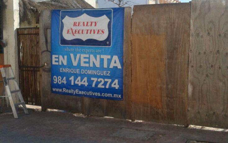Foto de terreno habitacional en venta en, playa del carmen centro, solidaridad, quintana roo, 1167763 no 01