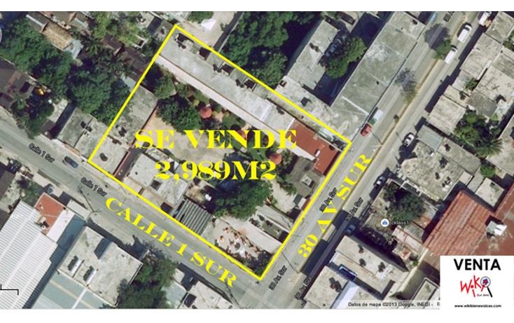 Foto de edificio en venta en  , playa del carmen centro, solidaridad, quintana roo, 1179563 No. 02