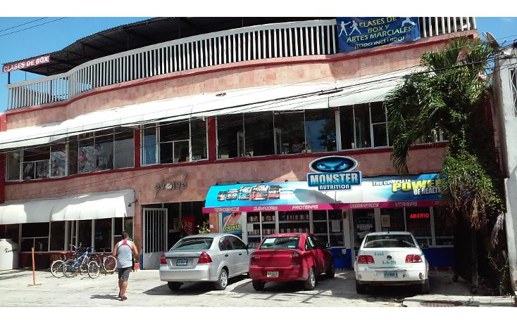 Foto de edificio en venta en  , playa del carmen centro, solidaridad, quintana roo, 1198649 No. 01