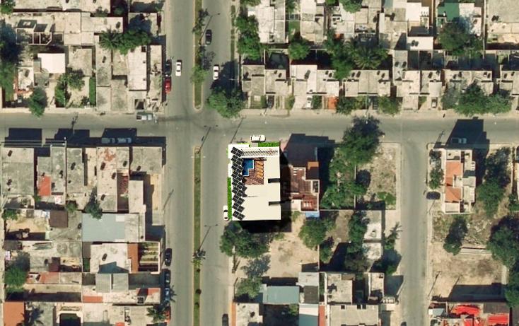 Foto de departamento en venta en  , playa del carmen centro, solidaridad, quintana roo, 1227225 No. 02