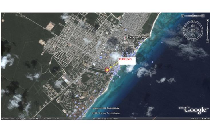 Foto de terreno comercial en venta en  , playa del carmen centro, solidaridad, quintana roo, 1240999 No. 01