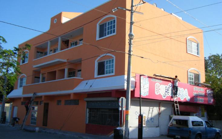 Foto de edificio en venta en  , playa del carmen centro, solidaridad, quintana roo, 1264631 No. 01