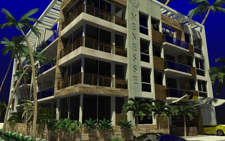Foto de departamento en venta en  , playa del carmen centro, solidaridad, quintana roo, 1296679 No. 01