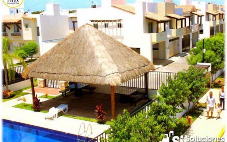 Foto de casa en venta en, playa del carmen centro, solidaridad, quintana roo, 1307651 no 01