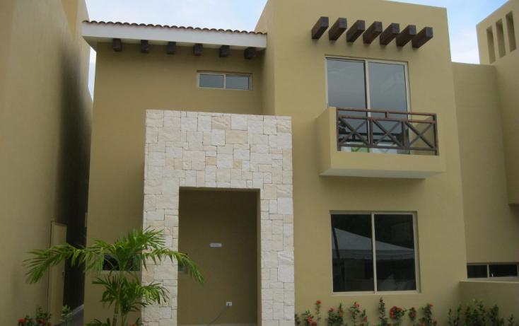 Foto de casa en venta en  , playa del carmen centro, solidaridad, quintana roo, 1360685 No. 01