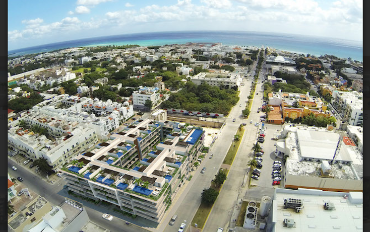 Foto de departamento en venta en  , playa del carmen centro, solidaridad, quintana roo, 1468725 No. 06