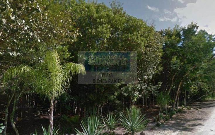 Foto de terreno comercial en venta en  , playa del carmen centro, solidaridad, quintana roo, 1842308 No. 04