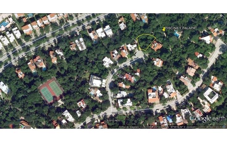 Foto de terreno habitacional en venta en  , playa del carmen centro, solidaridad, quintana roo, 1862912 No. 01