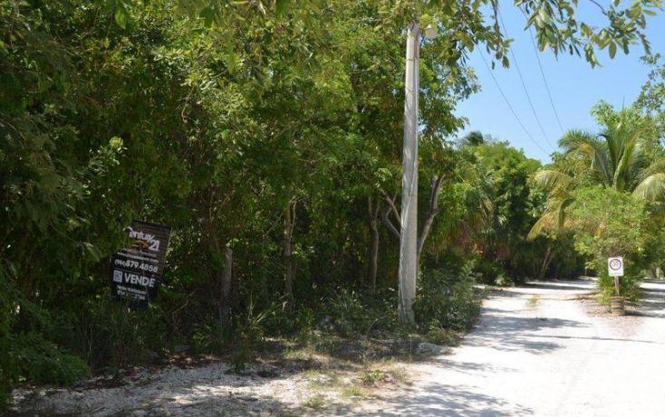 Foto de terreno habitacional en venta en, playa del carmen centro, solidaridad, quintana roo, 1862924 no 02