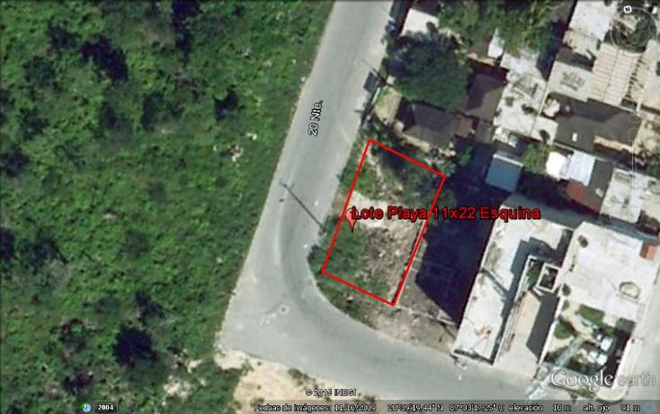 Foto de terreno habitacional en venta en  , playa del carmen centro, solidaridad, quintana roo, 1927739 No. 01