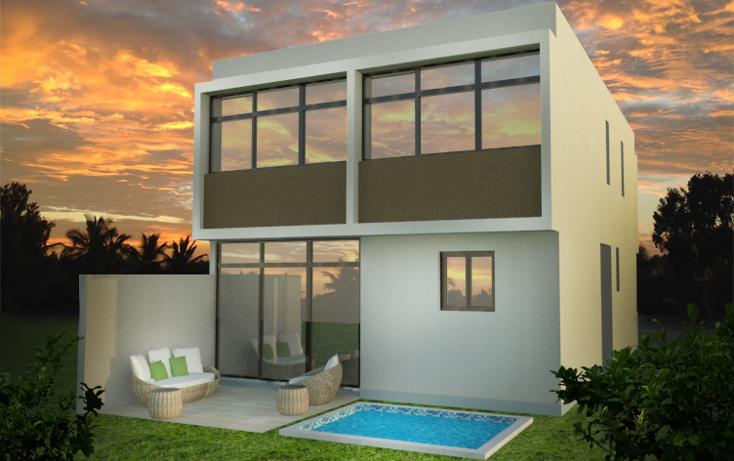 Foto de casa en venta en  , playa del carmen centro, solidaridad, quintana roo, 1931438 No. 02