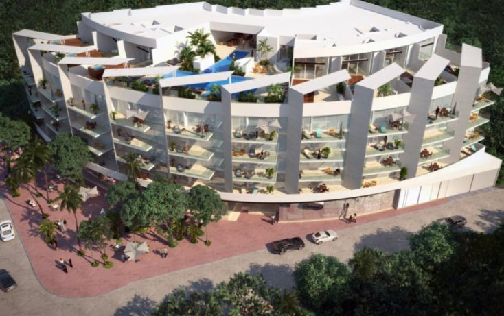 Foto de departamento en venta en, playa del carmen centro, solidaridad, quintana roo, 2036142 no 03