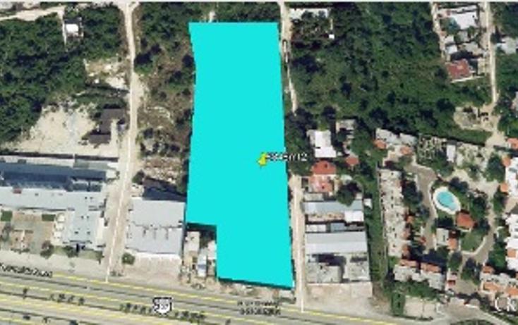 Foto de terreno comercial en venta en  , playa del carmen centro, solidaridad, quintana roo, 2622729 No. 02