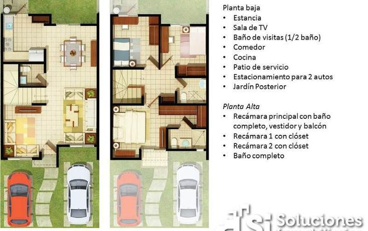 Foto de casa en venta en  , playa del carmen centro, solidaridad, quintana roo, 450986 No. 02