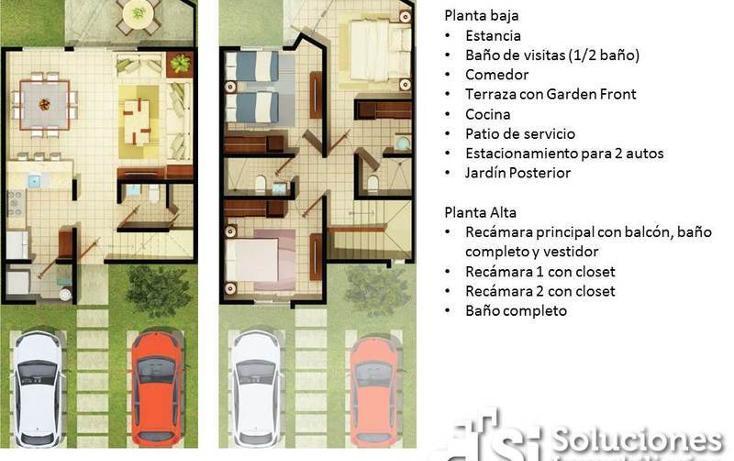 Foto de casa en venta en  , playa del carmen centro, solidaridad, quintana roo, 450987 No. 02