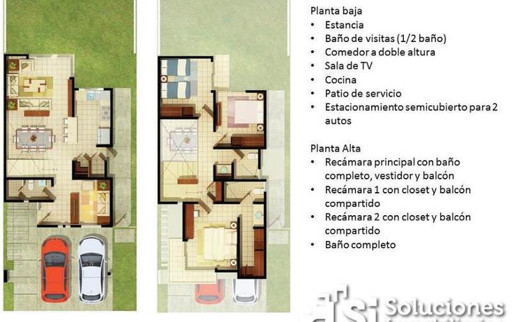 Foto de casa en venta en  , playa del carmen centro, solidaridad, quintana roo, 450988 No. 02