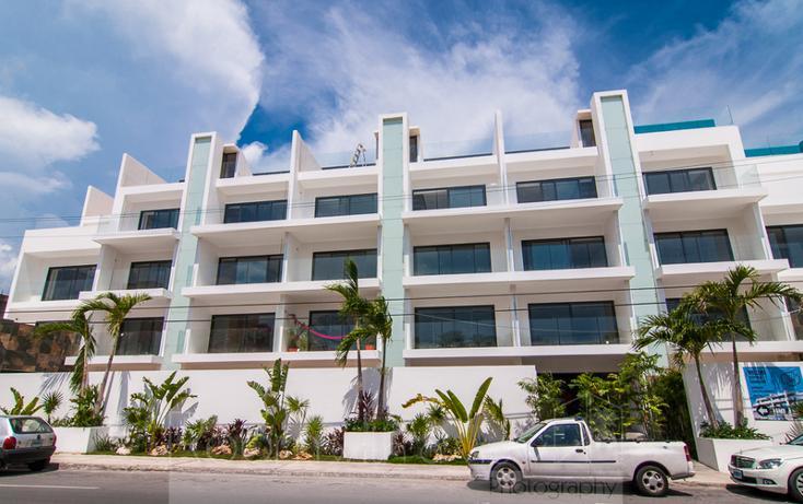 Foto de departamento en venta en  , playa del carmen centro, solidaridad, quintana roo, 640561 No. 01