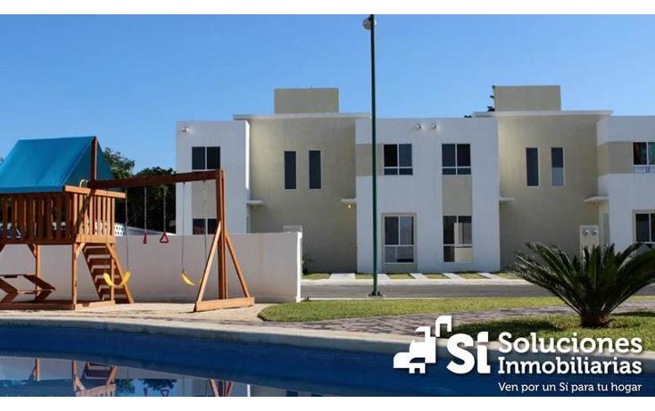 Foto de casa en venta en  , playa del carmen centro, solidaridad, quintana roo, 703076 No. 01