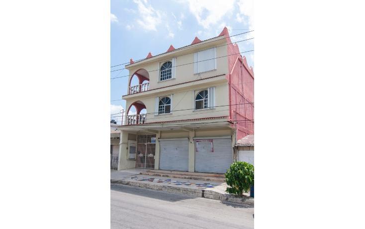 Foto de edificio en venta en  , playa del carmen centro, solidaridad, quintana roo, 723823 No. 01