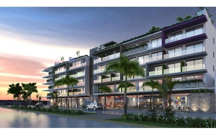 Foto de departamento en venta en  , playa del carmen centro, solidaridad, quintana roo, 845069 No. 01