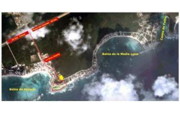 Foto de terreno habitacional en venta en  , playa del carmen centro, solidaridad, quintana roo, 937549 No. 02