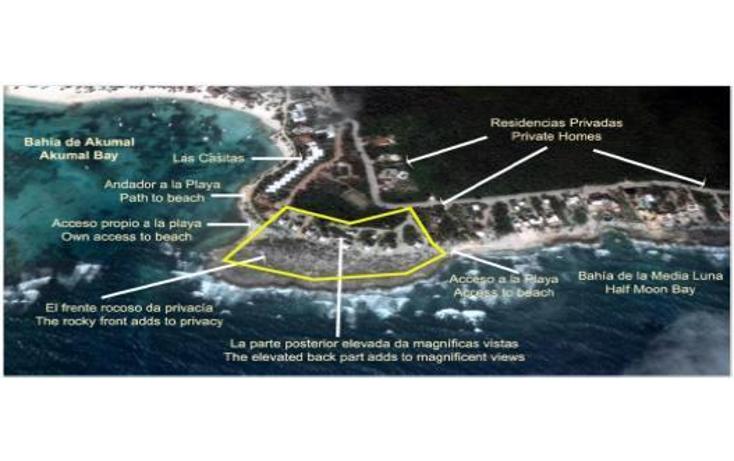 Foto de terreno habitacional en venta en  , playa del carmen centro, solidaridad, quintana roo, 937549 No. 03