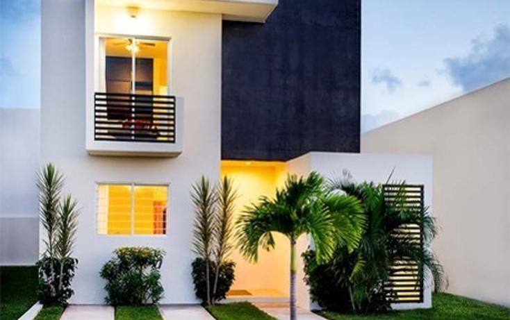 Foto de casa en venta en  , playa del carmen, solidaridad, quintana roo, 1655249 No. 01