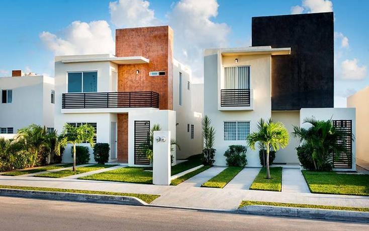 Foto de casa en venta en  , playa del carmen, solidaridad, quintana roo, 1655249 No. 03