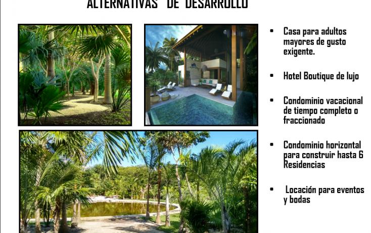Foto de terreno habitacional en venta en, playa del carmen, solidaridad, quintana roo, 1967683 no 04