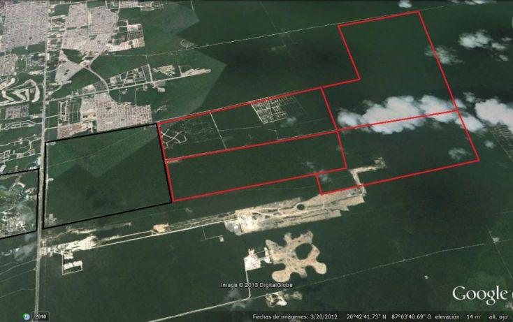 Foto de terreno habitacional en venta en, playa del carmen, solidaridad, quintana roo, 2020339 no 03