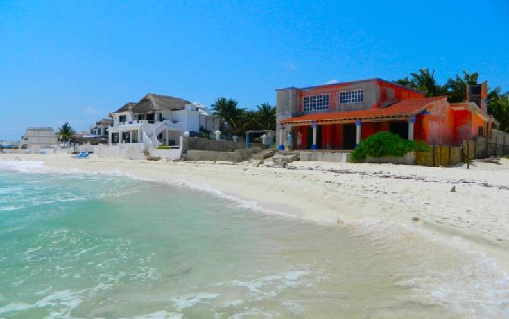Foto de terreno habitacional en venta en playa del secreto, calica, solidaridad, quintana roo, 420438 no 01