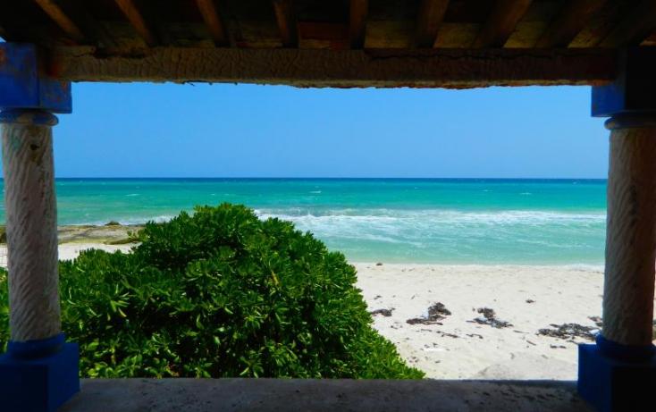 Foto de terreno habitacional en venta en playa del secreto, calica, solidaridad, quintana roo, 420438 no 04