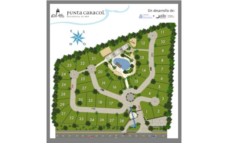 Foto de terreno habitacional en venta en  , playa diamante, acapulco de ju?rez, guerrero, 1507271 No. 02