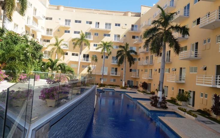 Foto de departamento en renta en  , playa diamante, acapulco de ju?rez, guerrero, 1554040 No. 01