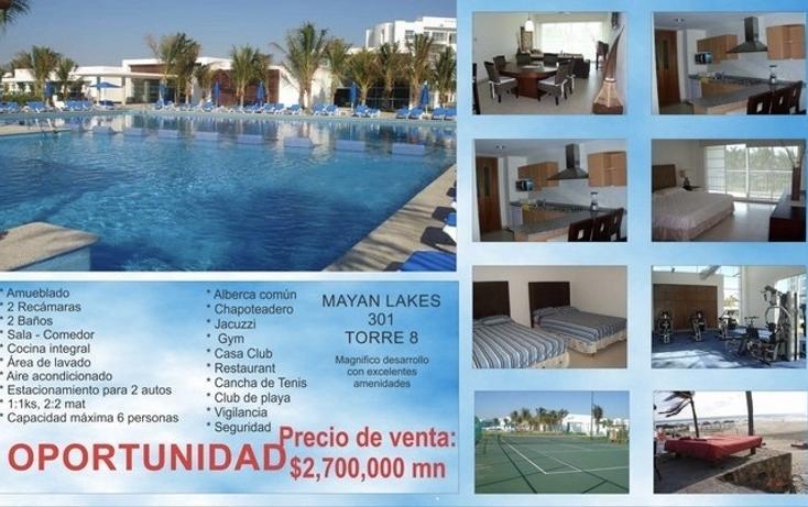 Foto de departamento en venta en  , playa diamante, acapulco de juárez, guerrero, 2735026 No. 13