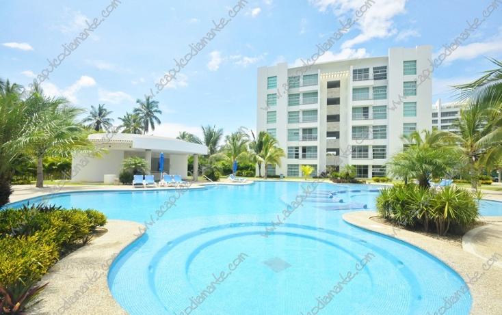 Foto de departamento en renta en  , playa diamante, acapulco de ju?rez, guerrero, 706524 No. 02