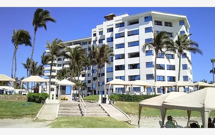 Foto de departamento en venta en  , playa diamante, acapulco de juárez, guerrero, 796649 No. 01