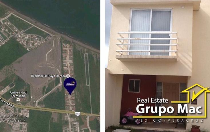 Foto de casa en venta en  , playa dorada, alvarado, veracruz de ignacio de la llave, 1430763 No. 01