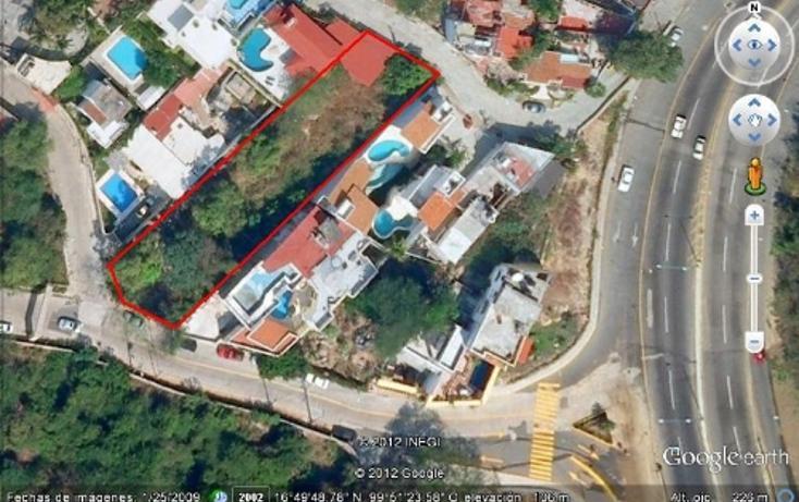 Foto de terreno habitacional en venta en  , playa guitarrón, acapulco de juárez, guerrero, 1096081 No. 01