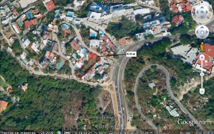 Foto de terreno habitacional en venta en  , playa guitarrón, acapulco de juárez, guerrero, 1096081 No. 02