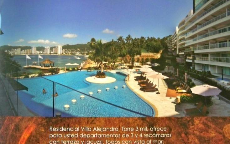 Foto de departamento en venta en  , playa guitarrón, acapulco de juárez, guerrero, 1481365 No. 03