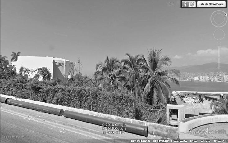 Foto de terreno habitacional en venta en  , playa guitarrón, acapulco de juárez, guerrero, 1597598 No. 02