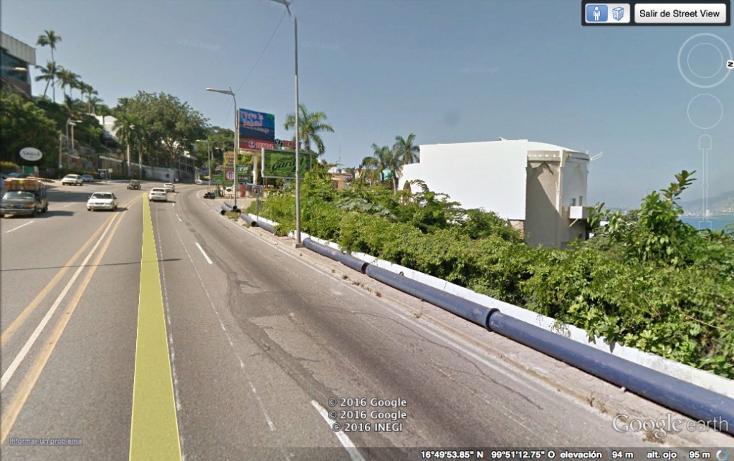 Foto de terreno habitacional en venta en  , playa guitarrón, acapulco de juárez, guerrero, 1597598 No. 03