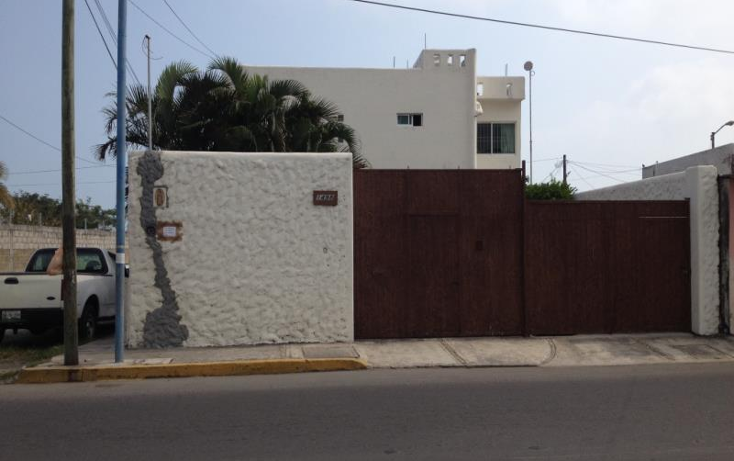 Foto de casa en venta en  , playa hermosa, boca del r?o, veracruz de ignacio de la llave, 1145829 No. 01