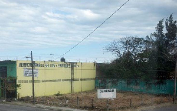 Foto de terreno habitacional en venta en, playa linda, veracruz, veracruz, 1427603 no 01