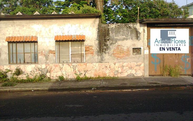 Foto de terreno habitacional en venta en  , playa linda, veracruz, veracruz de ignacio de la llave, 1186557 No. 01