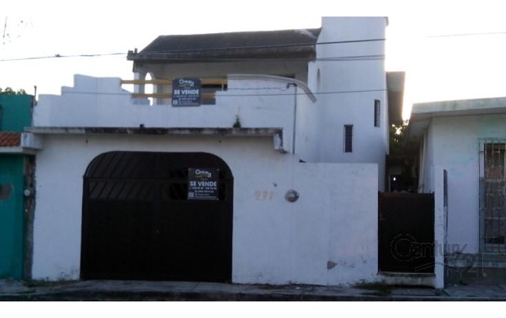 Foto de casa en venta en  , playa linda, veracruz, veracruz de ignacio de la llave, 1427831 No. 01