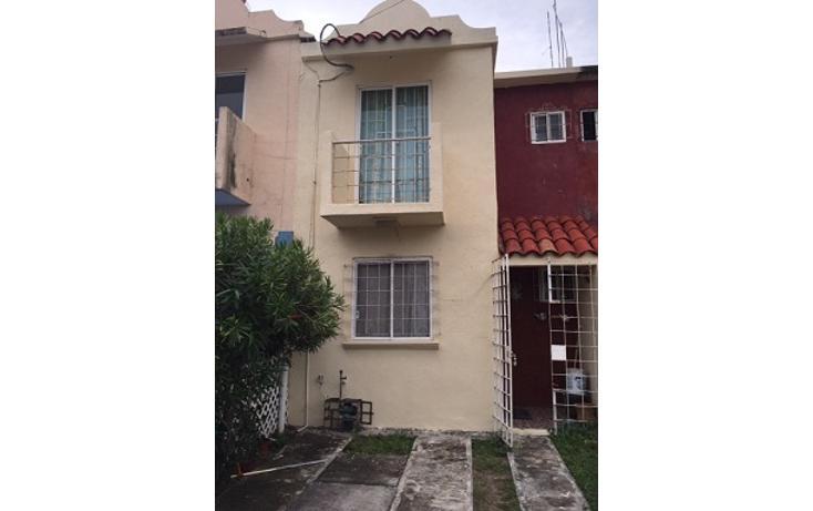Foto de casa en venta en  , playa linda, veracruz, veracruz de ignacio de la llave, 1484981 No. 01