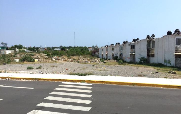 Foto de terreno habitacional en venta en  , playa linda, veracruz, veracruz de ignacio de la llave, 1661150 No. 02